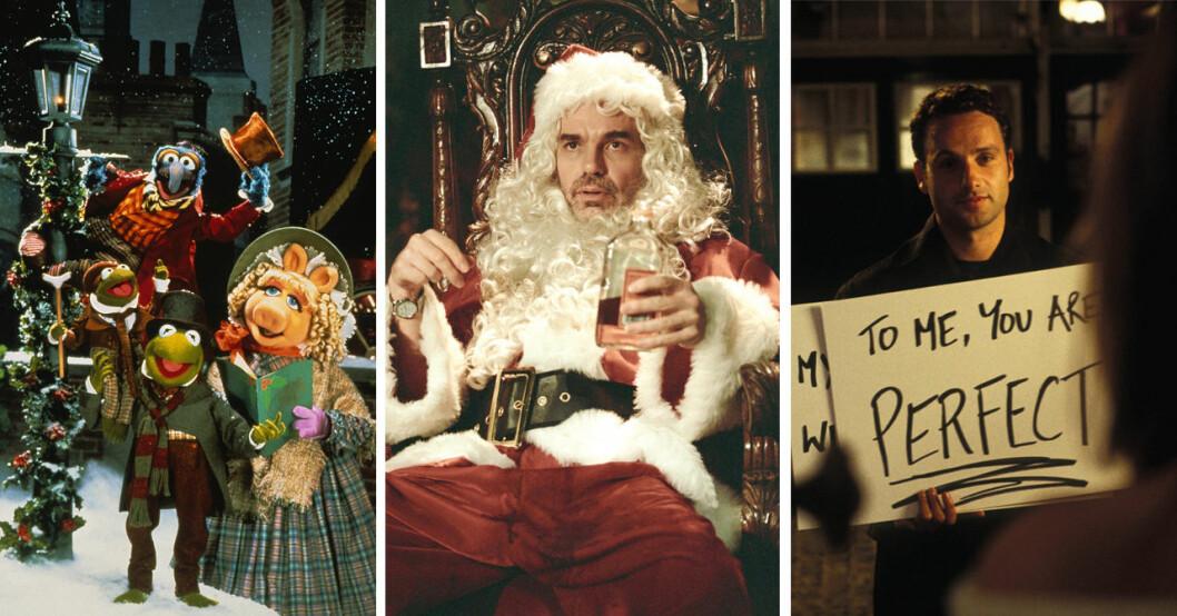 Här är 50 bästa julfilmerna genom tiderna.