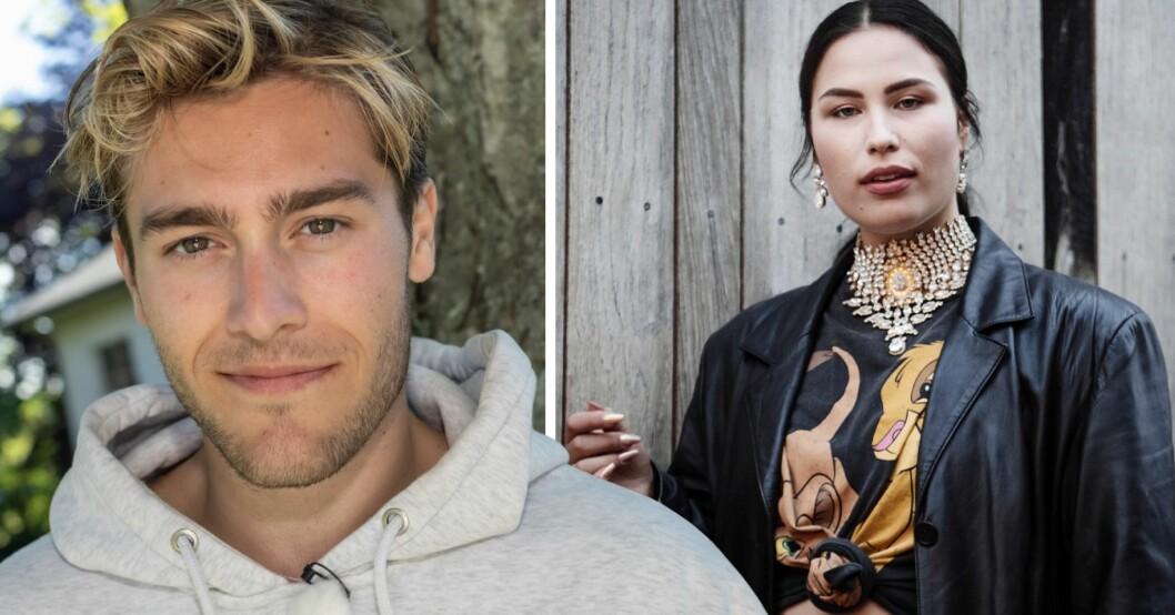 Benjamin Ingrossos ärliga ord om Molly Pettersson Hammars oväntade drag