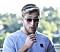 Benjamin Ingrosso i solglasögon