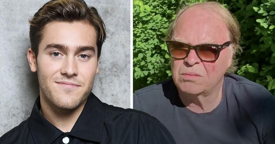 Benjamin Ingrosso och Ola Håkansson
