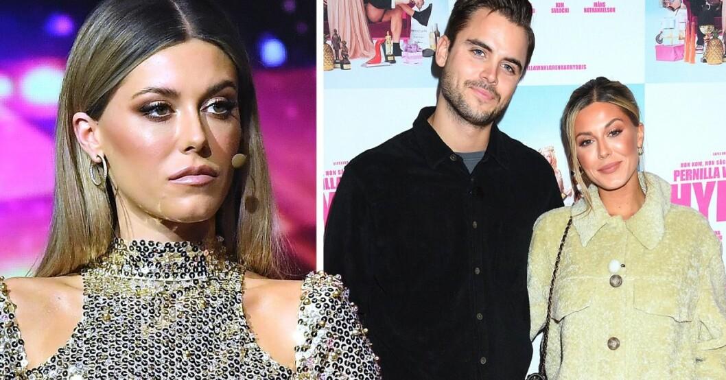 Bianca Ingrossos oväntade ord om Phillipe Cohen – efter insikten om familjen