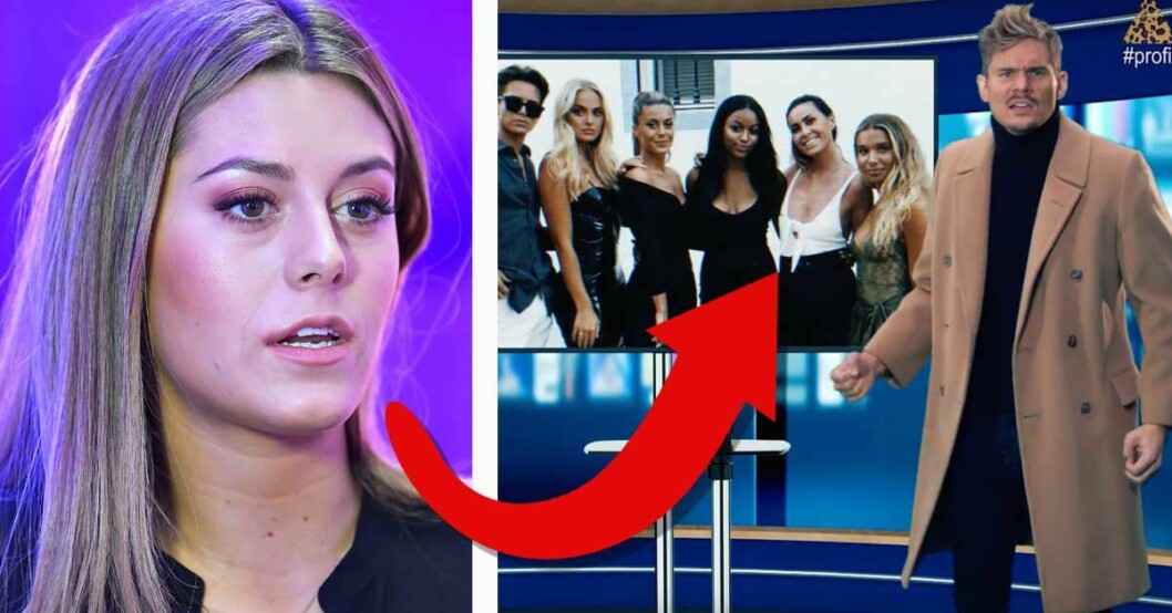 De Vet Du's musikvideo Profil om Bianca