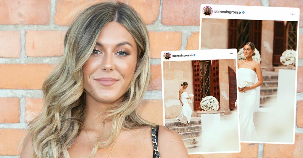 """Fansen tappar hakan efter nya bilderna på Bianca Ingrosso: """"Sjukt"""""""