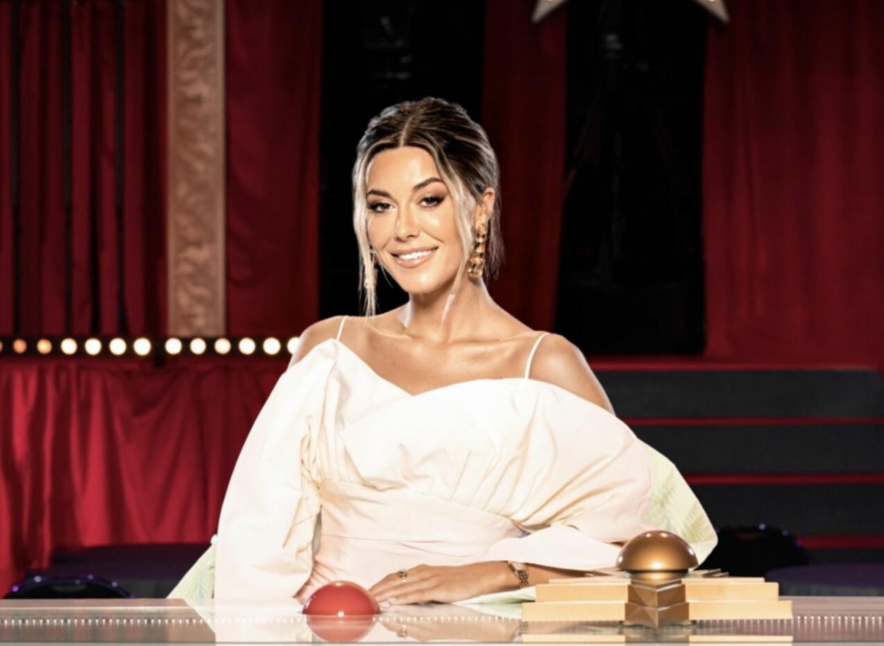 Bianca Ingrosso i Talang 2021