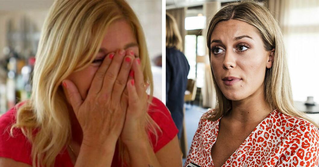 Pernilla Wahlgren om Bianca Ingrossos sommarprat i