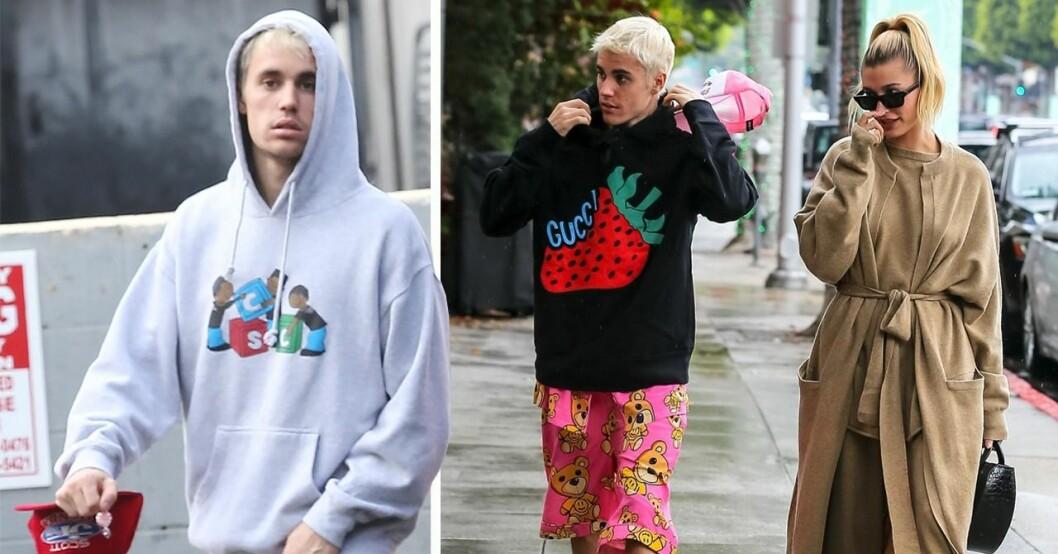 Justin Bieber och Hailey Bieber