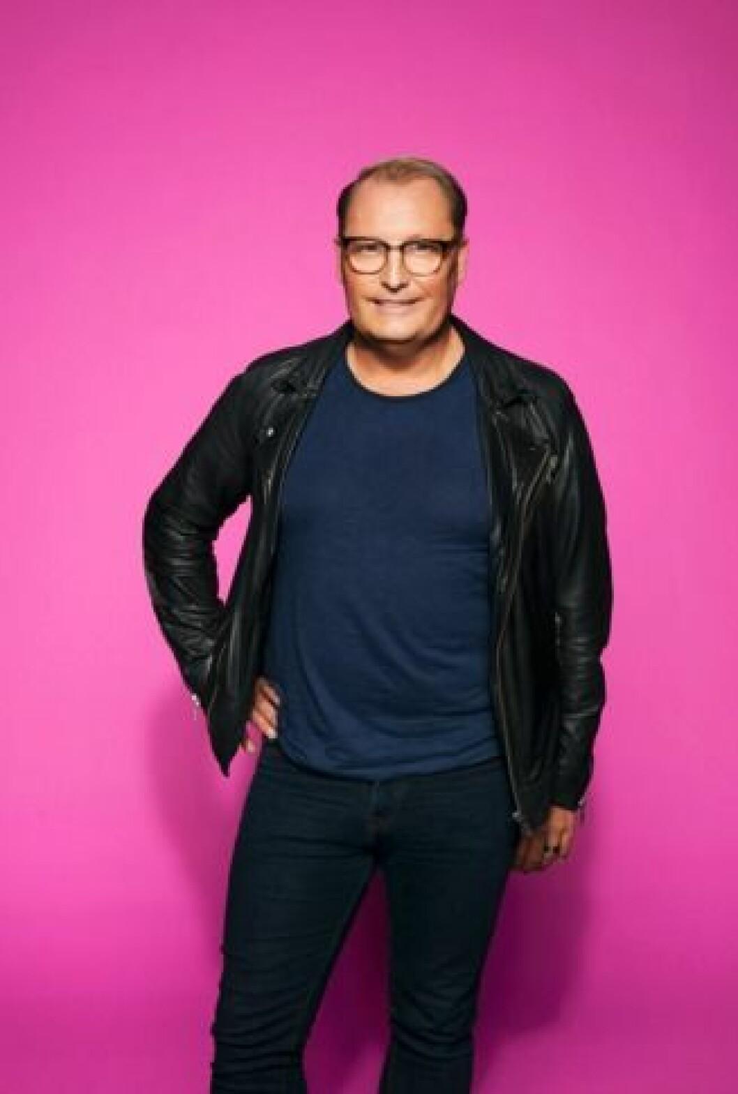 Patrik Svensson. FOTO: Jakob Dahlström/TV4