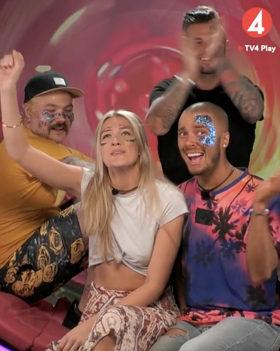 finalisterna i Big Brother 2020