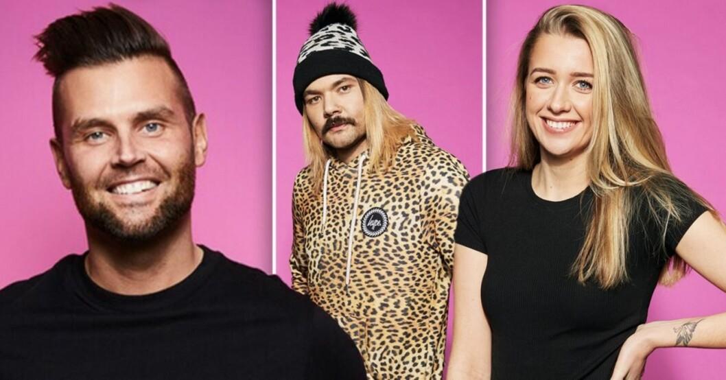 Lennie, Sami, Jasmine, Big Brother