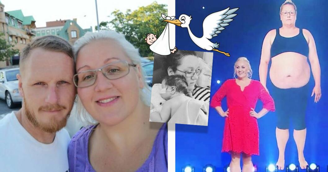 Biggest loser-vinnaren Pernilla Skoglund mamma