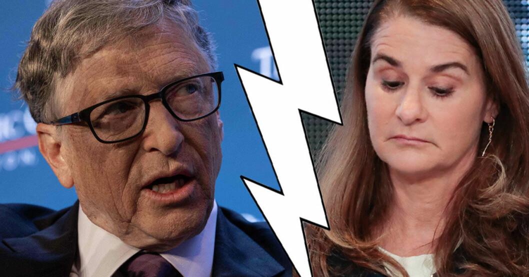 Bill Gates och Melinda Gates