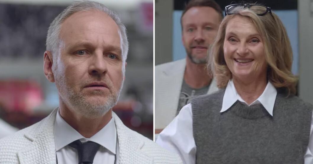 Björn Kjellman, Paul Tilly, Suzanne Reuter