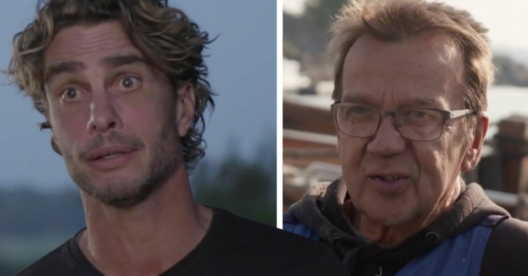 Björn Skifs Anders knackar på