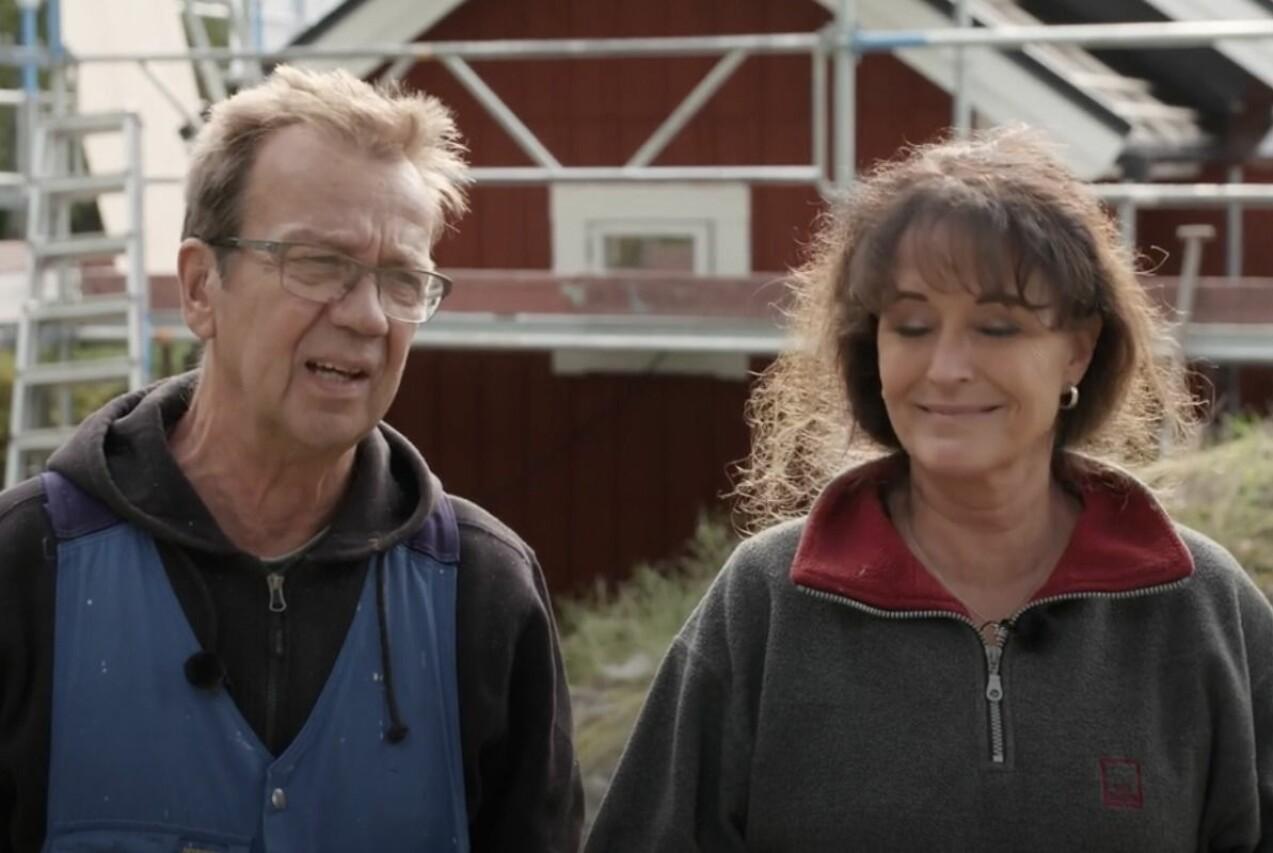 Björn Skifs och Pernilla Skifs