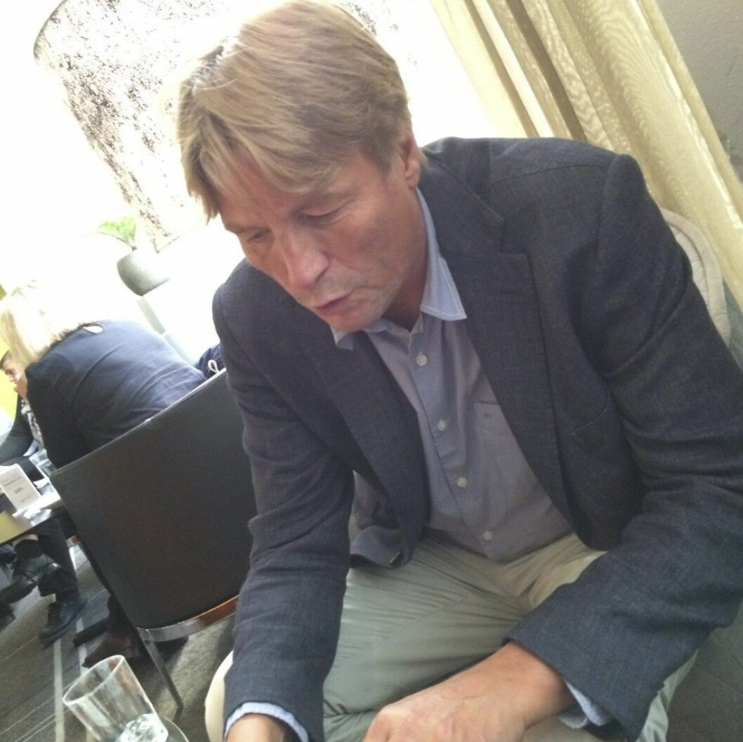 Thomas Bodström är personlig utan att vara privat.