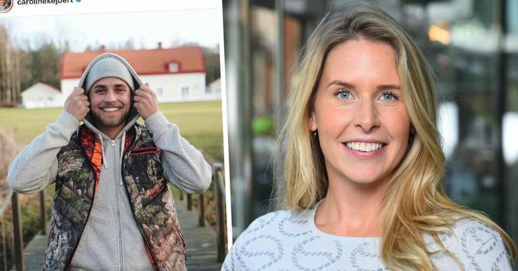 Caroline Kejberts kärlekslycka med Bonde söker fru-Joacim Rickling