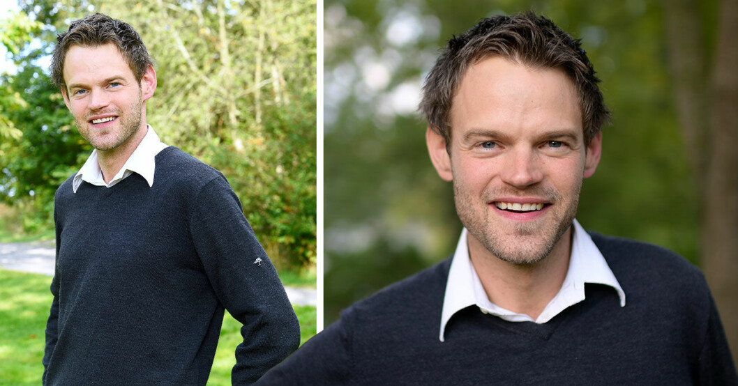 Alexander Andersson Bonde söker fru