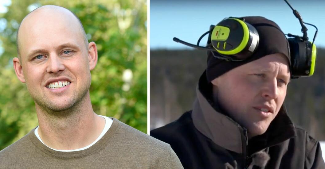 Jimmy Olofsson från Bonde söker fru 2019.
