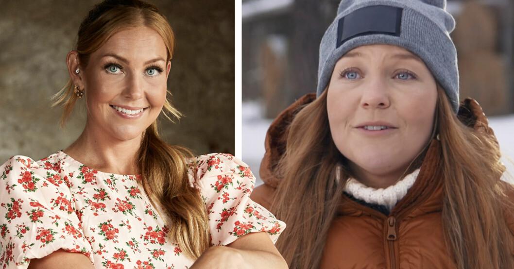 Jenny Pettersson i Bonde söker fru