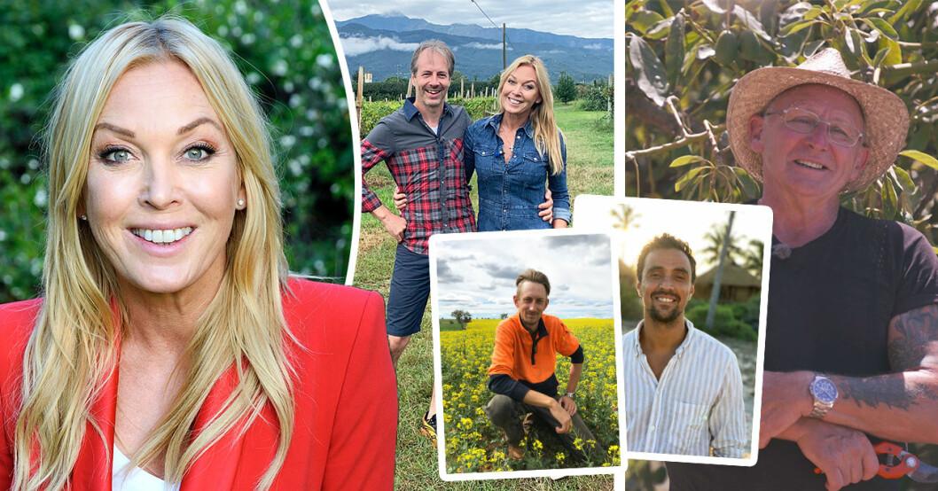 Här är alla bönder i TV4:s Bonde söker fru – jorden runt