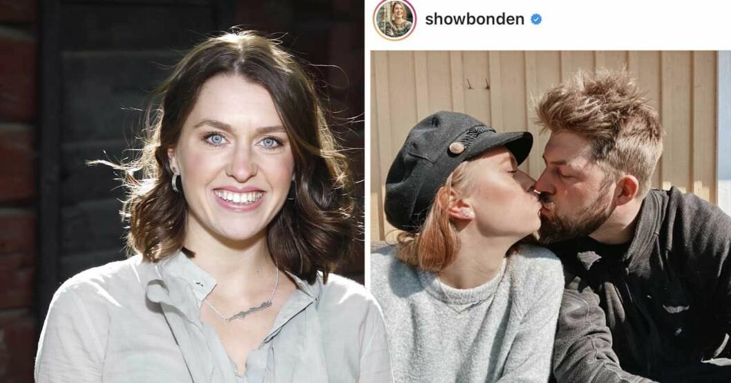 Bonde-Susanna Karlsson och Hannes Haraldsson