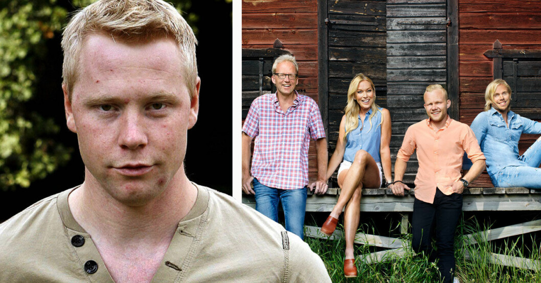 Marcus Sjöbergs kritik mot Bonde söker fru 2019 Mattias Karlsson