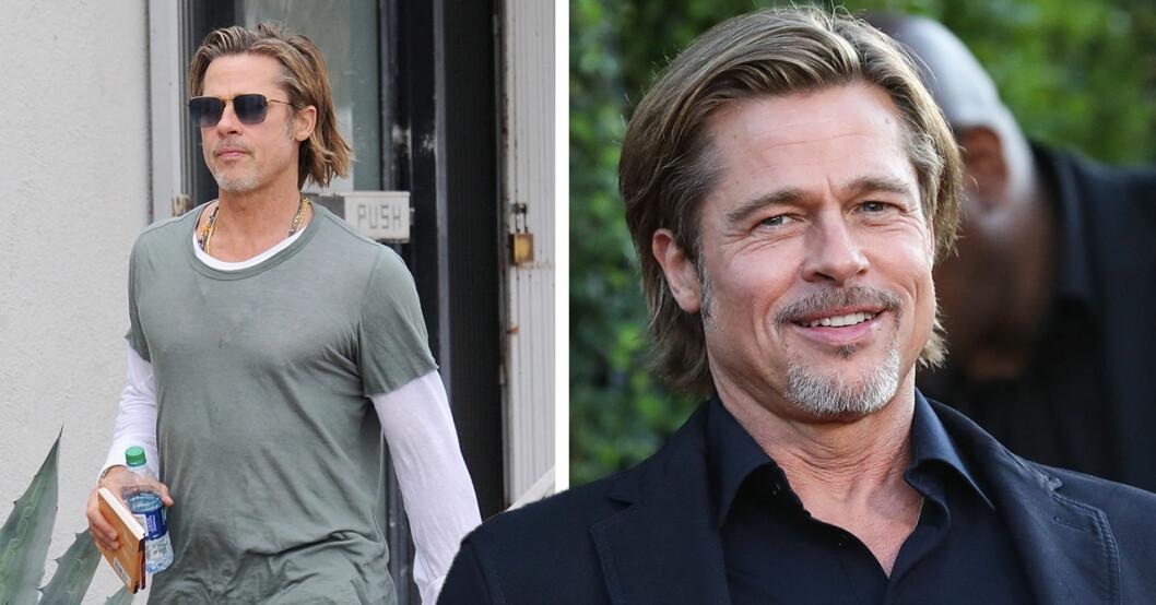 """Brad Pitts nya liv – talar ut om stora vändningen: """"Extremt"""""""