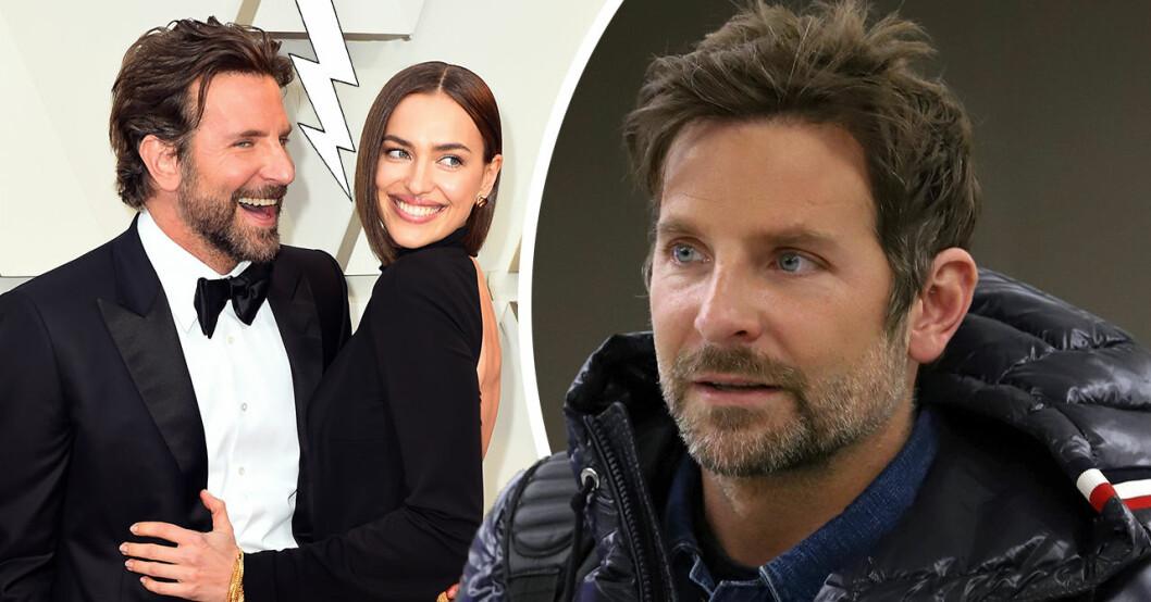 Efter uppbrottet – Irina Shayk och Bradley Coopers relation