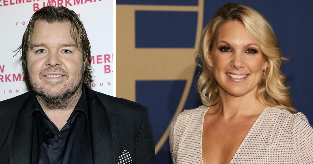 Är Tomas och Anna Brolin syskon?