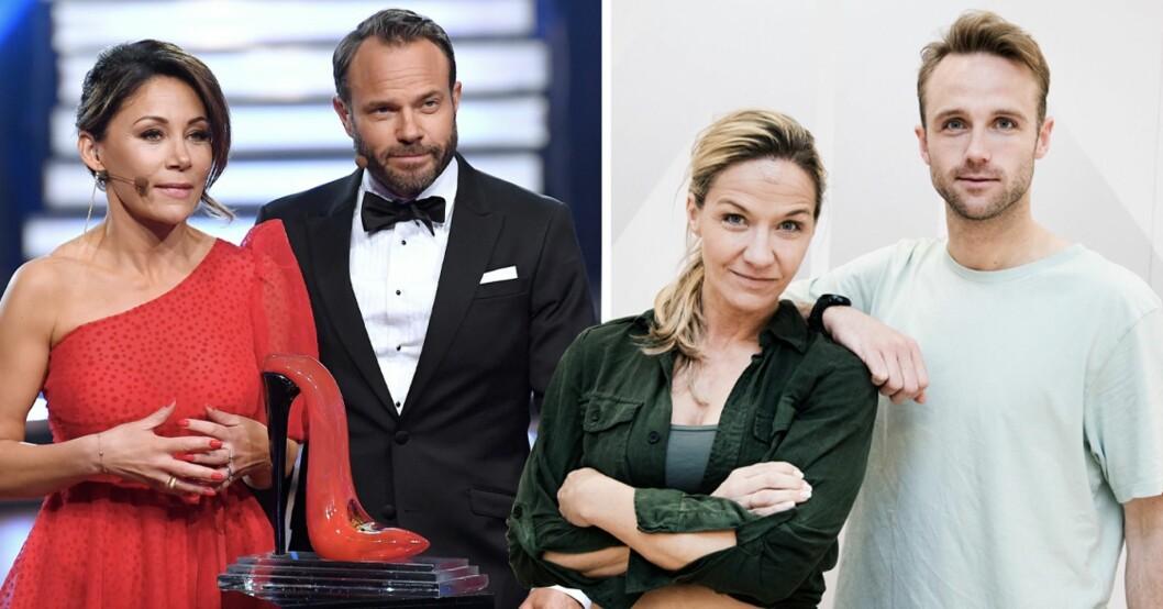 TV4:s beslut – stoppade Calle Sterner och Kristin Kaspersens återförening