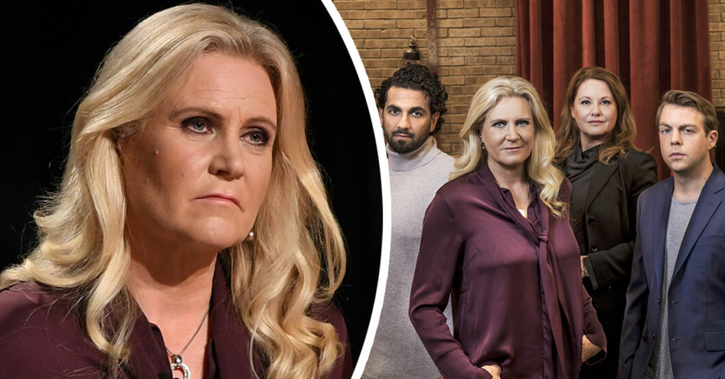 Camilla Kvartoft ersatt i Veckans brott – därför saknas hon i Palme-programmet
