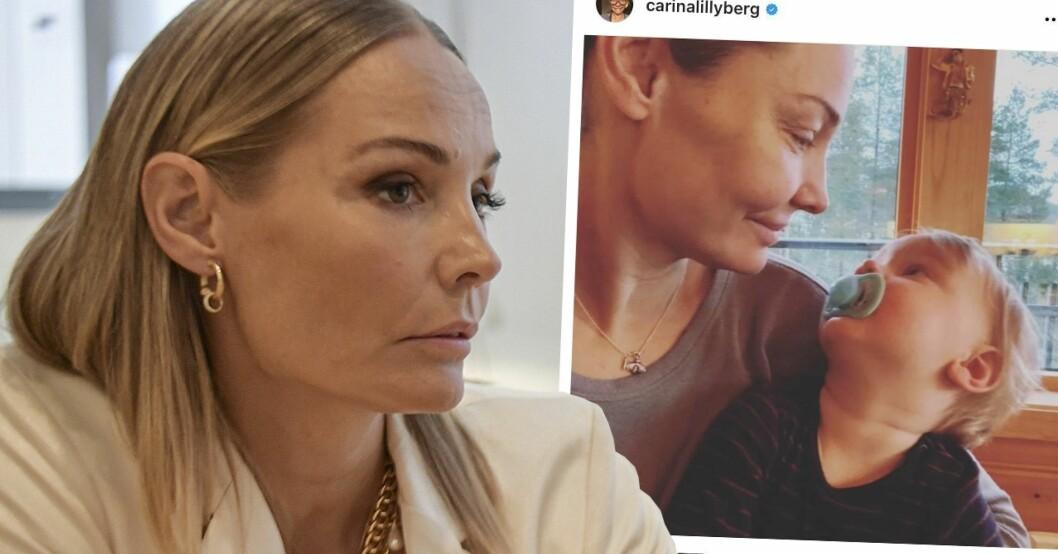 Carina Bergs nya tv-program