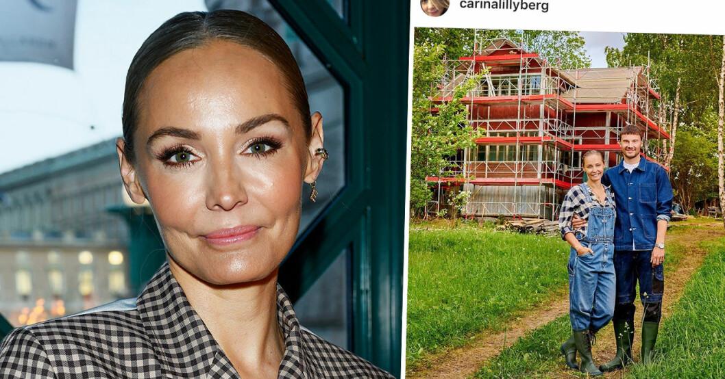Erik och Carina Berg får egen serie på Kanal 5