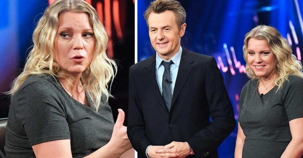 Carina Bergfeldt ersätter Skavlan – egna orden om beslutet