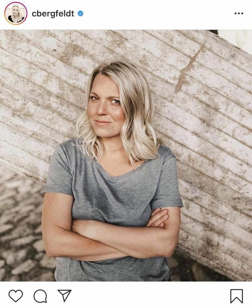 Carina Bergfeldt ersätter Skavlan