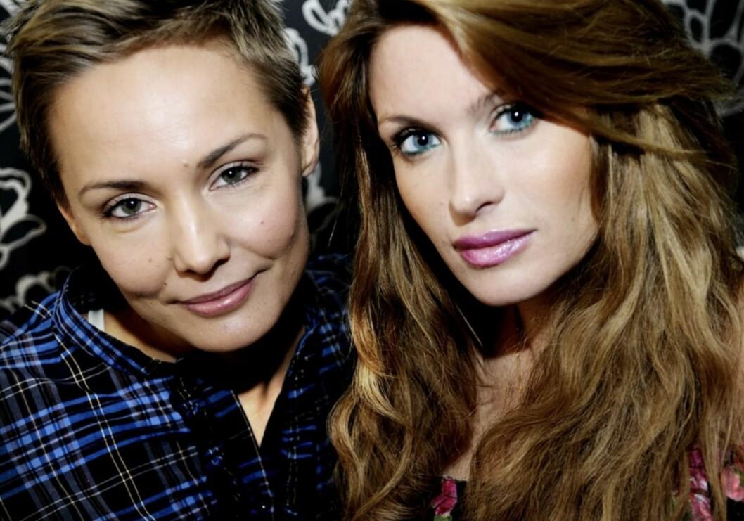 Carina Berg och Carolina Gynning, 2008