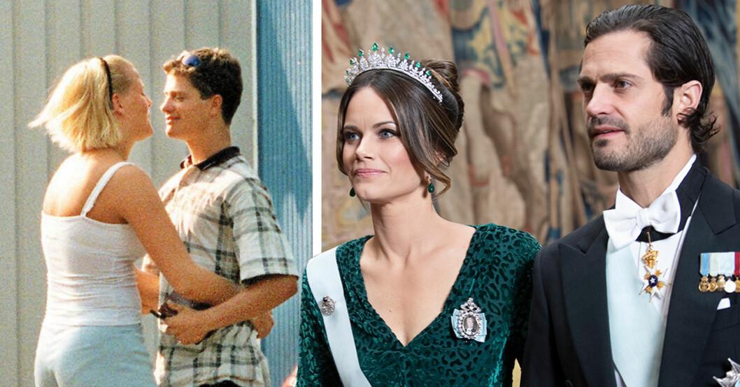 Prins Carl Philips exflickvän Wivekas ord om prinsessan Sofia