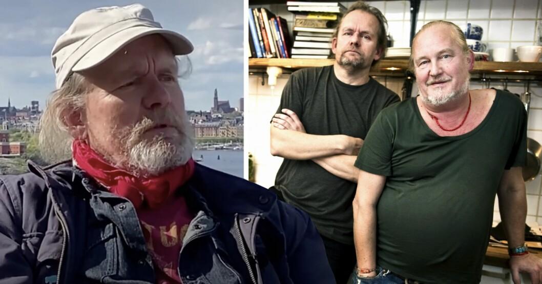 Carla Jonsson och Plura i bandet Eldkvarn