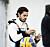 Prins Carl Philip i racingkläder