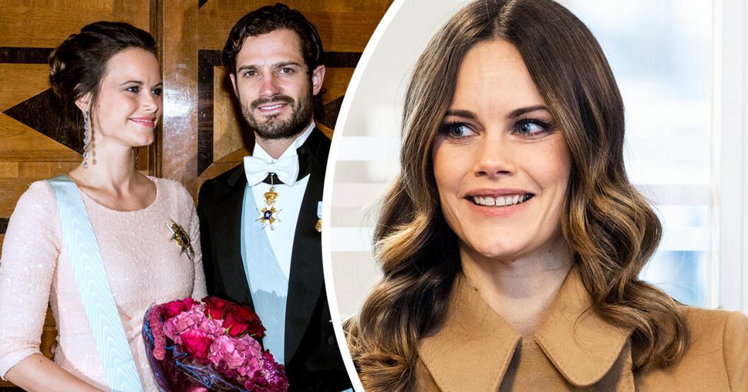 Prinsessan Sofias stora utseendeförändring – orden om hemliga ingreppet