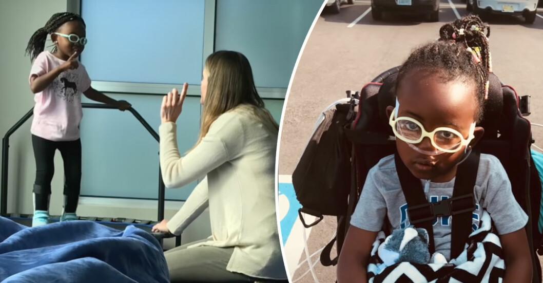 Carmel, 6, har varit hos läkaren 474 gånger eftersom hennes adoptivmamma Sophie Hartman, 31, är övertygad om att hon är svårt sjuk.