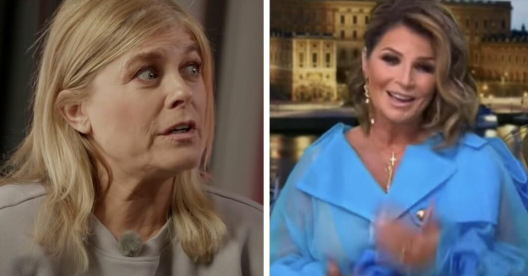 Pernilla Wahlgren & Carola Häggkvist