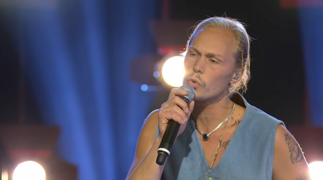 Caspar Camitz sjunger Brother av Matt Corby i Idols kvalvecka 2020