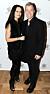 Helena Janebrink och Casper Janebrink på röda mattan