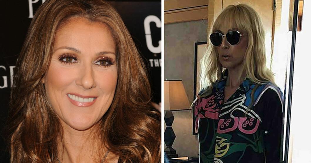 Céline Dion före och efter plastikingreppen