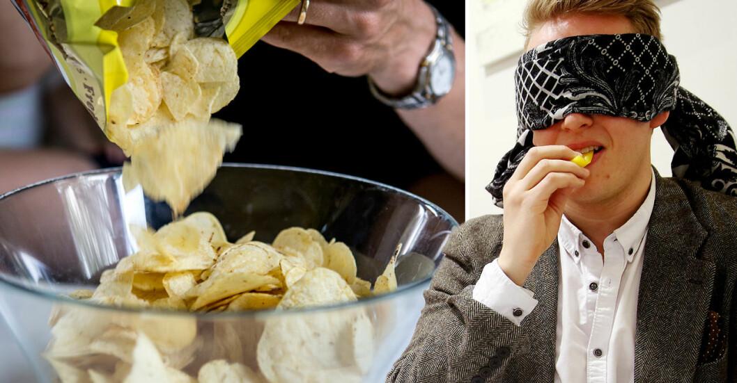 Företaget OLW söker tusen personer som vill testa deras nya chips och snacks.