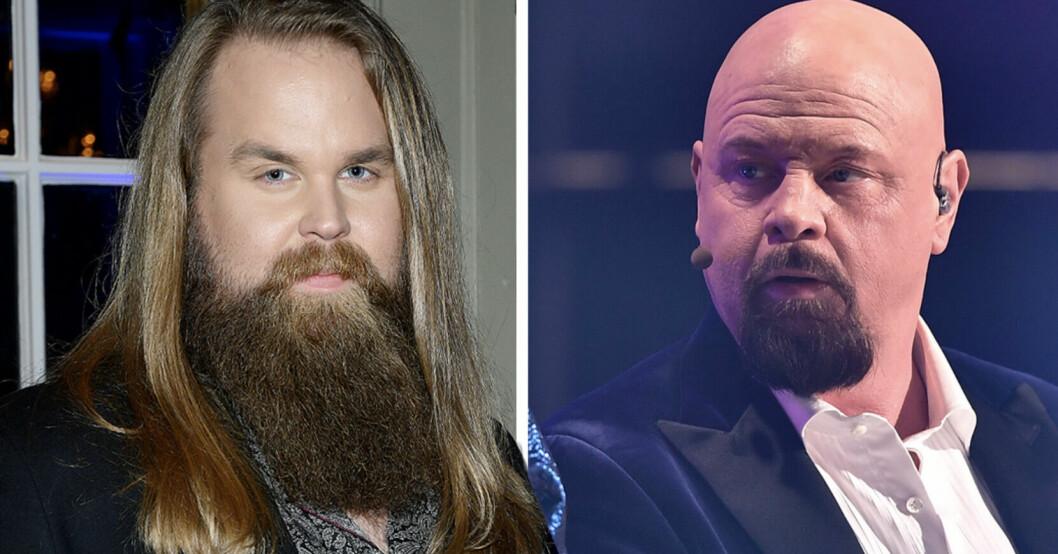Chris Kläfford & Anders Bagge Idol