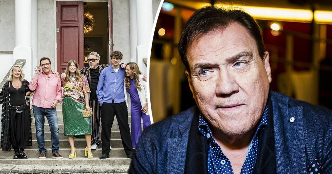 Christer Sjögren säger ifrån till TV4 efter Så mycket bättre
