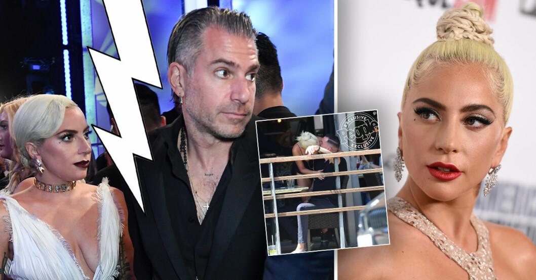 Lady Gaga och Dan horton