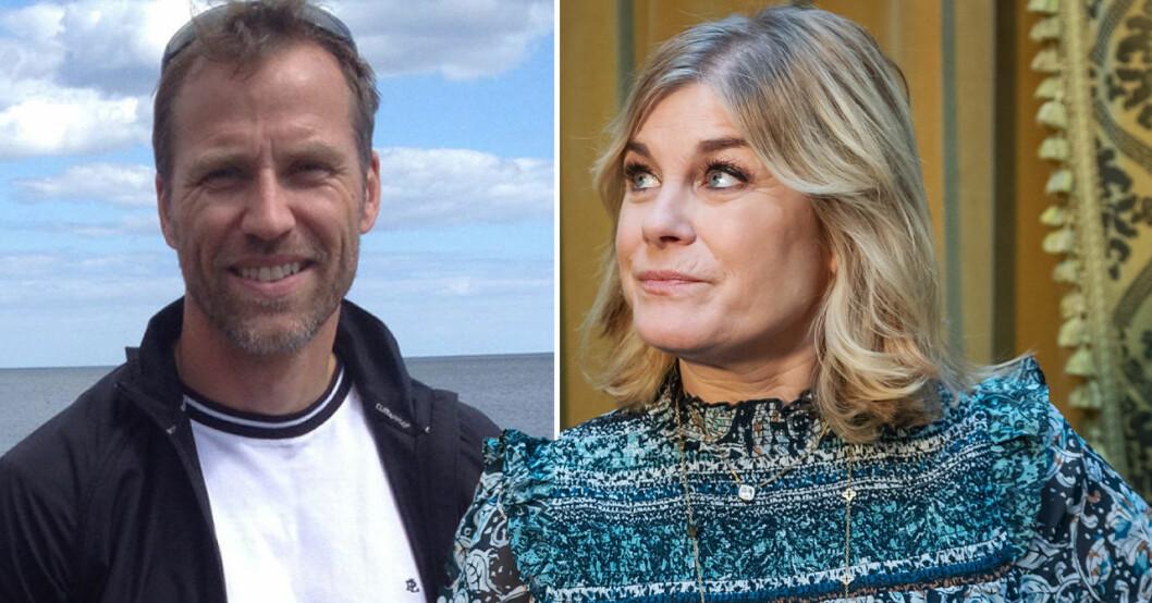 Christian Bauer, Pernilla Wahlgren